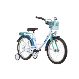 "Vermont Girly Childrens Bike 18"" blue"